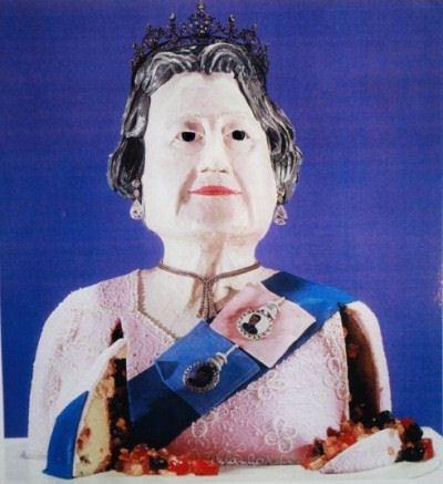 Торт для английской королевы