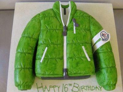 Торт-курточка