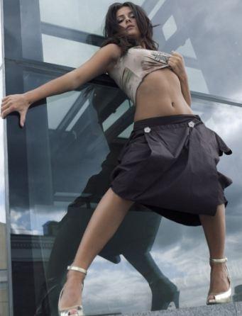 Нюша приняла участие в конкурсе «Новая волна 2008»