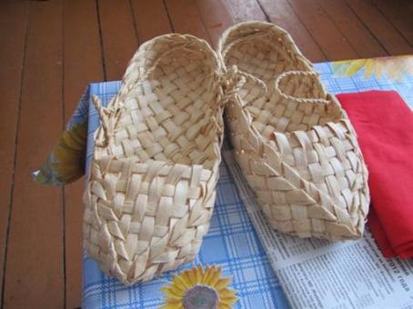 Концертная обувь Бурановских бабушек