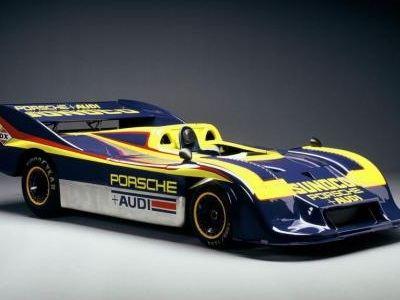 У гоночного 917/30 Can-Am 1973 не было конкурентов