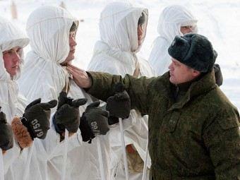 Военных оденут в конопляную форму