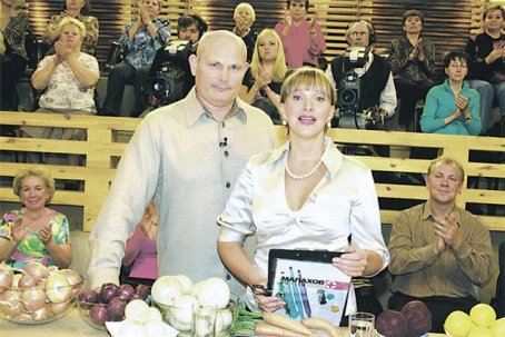 For several years, Gennady Petrovich, along with Elena Proklova, led the program Malakhov plus