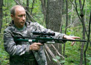 Путин убил тигрицу, а не усыпил?
