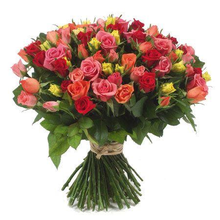 Букет цветов для Аниты и других прекрасных дам