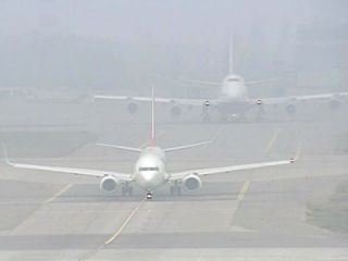 Пекин отменяет авиарейсы