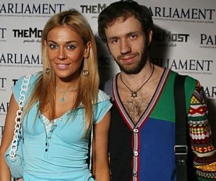 Арсений Шаров с бывшей девушкой Таней Терешиной