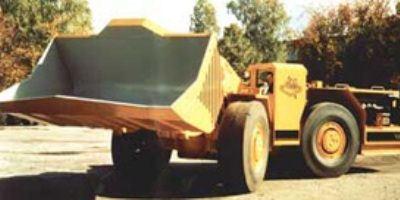Новая погрузочно-доставочная машина скоро прибудет на рудник