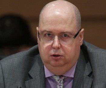Замминистра здравоохранения и социального развития Юрий Воронин