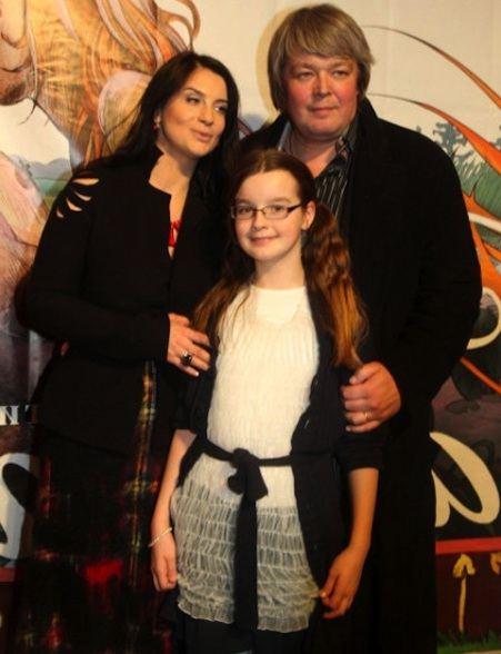 Стриженовы гордятся своей дочерью Сашей