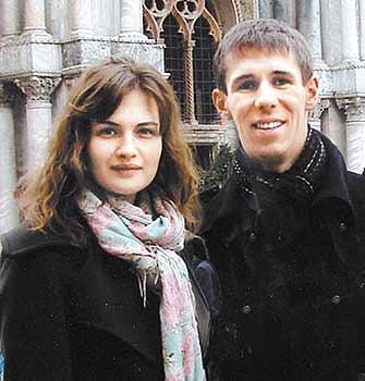 Бывшая гражданская жена Алексея Панина Юлия Юдинцева