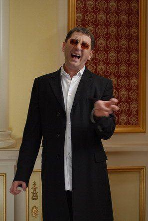 Григорий Лепс - российский певец и автор-исполнитель