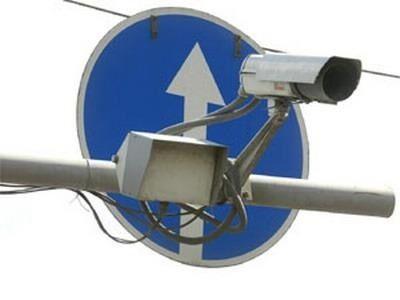 Видеокамеры фиксируют нарушения на дорогах