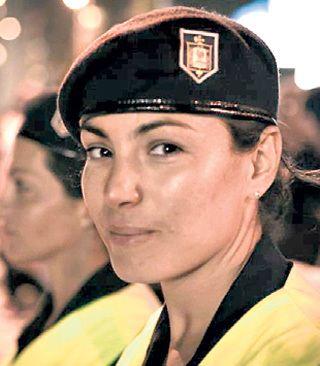Чилийская возлюбленная Даниила Белых служит в полиции