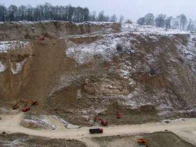 Экологи против полигона в Каменском карьере