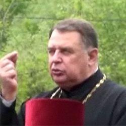 Юрий Шевченко прогневал владыку еще в 2008 году