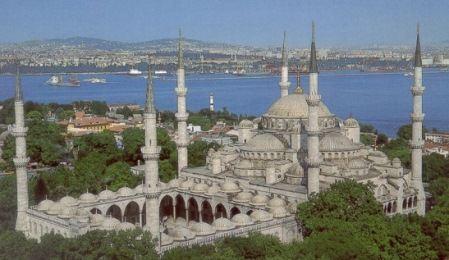 Турция предлагает религиозный туризм