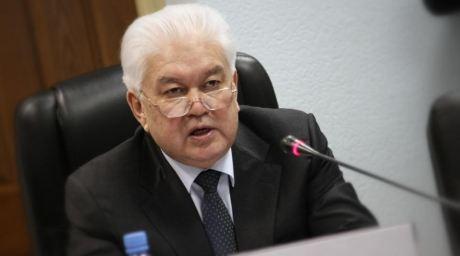 Председатель Комиссии Госдумы по вопросам депутатской этики Владимир Пехтин