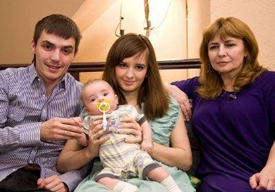 Ирина Александровна не хочет быть бабушкой и тещей
