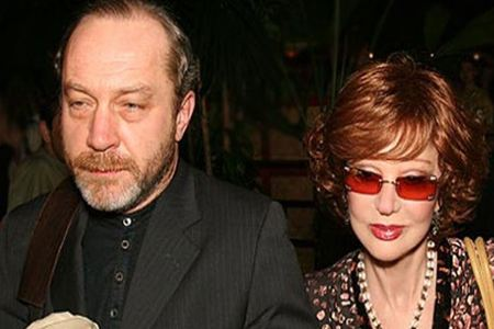 Людмила Гурченко с мужем