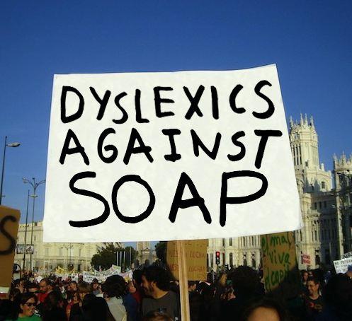 Одна из целей акции - протест против законопроекта SOPA