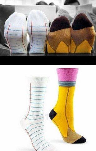 Канцелярские носки