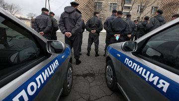 Женщина покусала полицейских