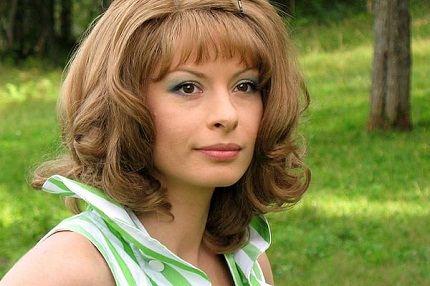 Красивая и эффектная Ирина Лачина