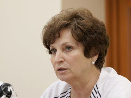Депутат Госдумы Екатерина Лахова