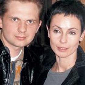 Ирина Апексимова с новым другом