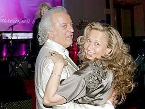 Илья Резник с Ириной