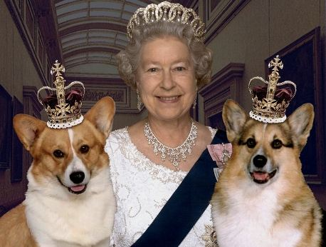 Британская королева и правящий тандем
