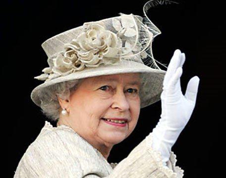В детстве королеву звали Печенькой