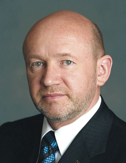 Chairman of the Moscow City Duma Vladimir Platonov