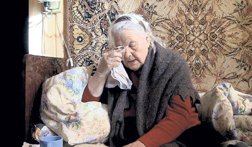 Мать Александра Абдулова