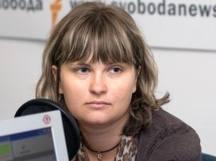 Елена Милашина, журналист