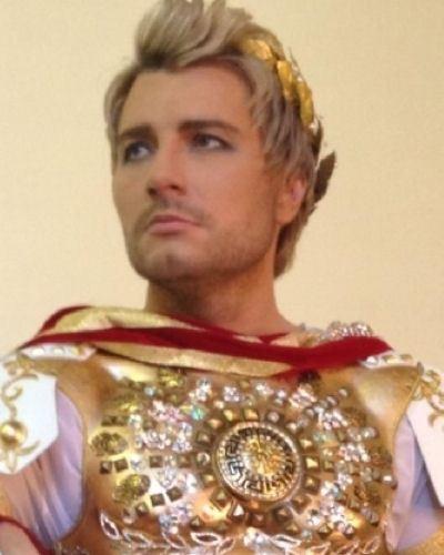 Николай Басков в роли императора