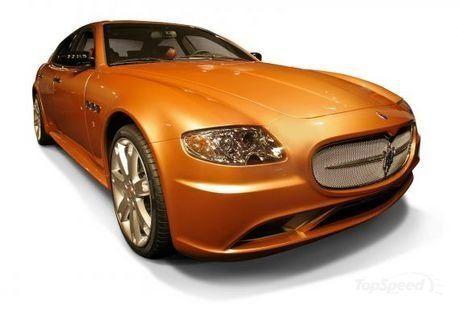 Скоро в Челябинске и Maserati будет не в диковинку