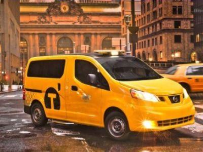 Желтое такси Нью-Йорка празднует столетний юбилей