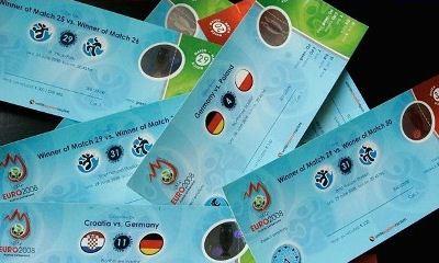 Билеты на Евро-2012 ждут своих покупателей