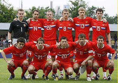Россия верит в свою сборную