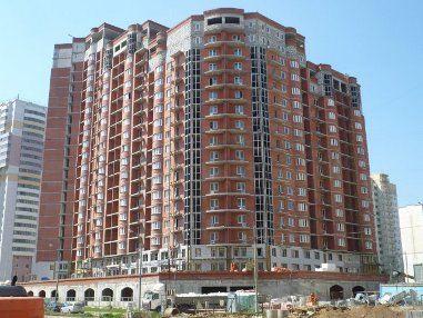 В Красногорске наибольшее развитие получило многоэтажное строительство