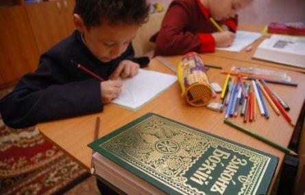 знакомство детей с иконописью