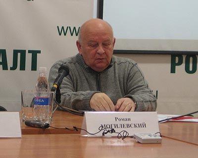Научный руководитель Агентства социальной информации Роман Могилевский