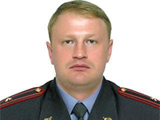 Бывший майор УВД Новороссийска Алексей Дымовский