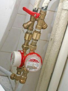 Водосчетчик должен быть установлен в каждом доме
