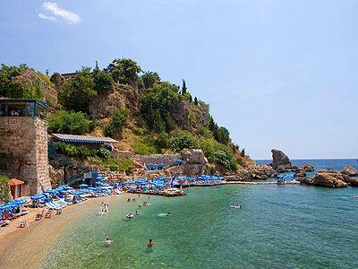 Пляжи Италии - лучшие