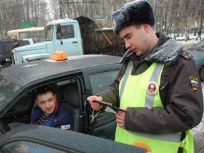 Водителей-нелегалов будут штрафовать