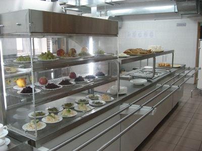 В школьных столовых появились блюда монастырской кухни