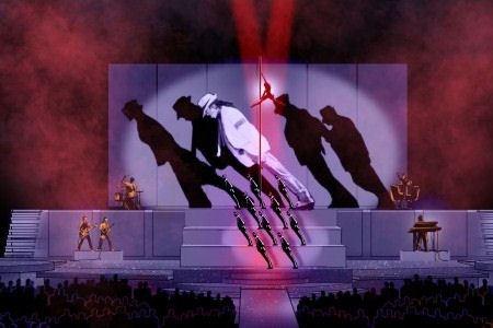 Шоу памяти Майкла Джексона приедет в Казань